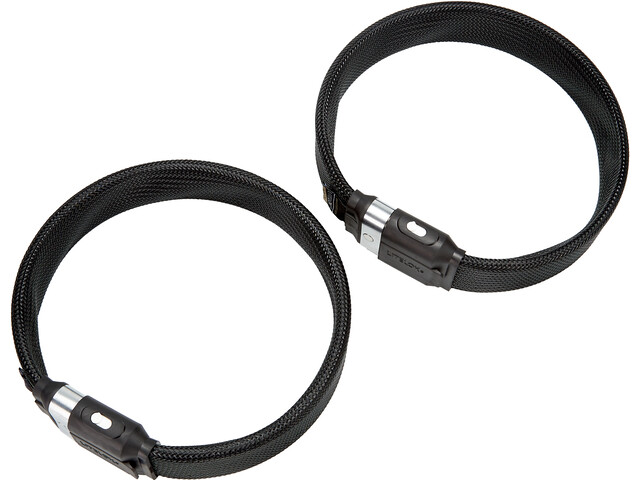 Litelok Twin Gold Antivol, black